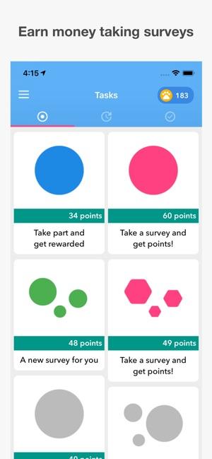 Curious Cat: Money for Surveys on the App Store