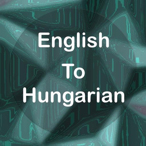 English To Hungarian :)