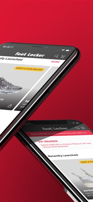 42b8f90206b5 Foot Locker 4+. The Latest for Sneaker Culture