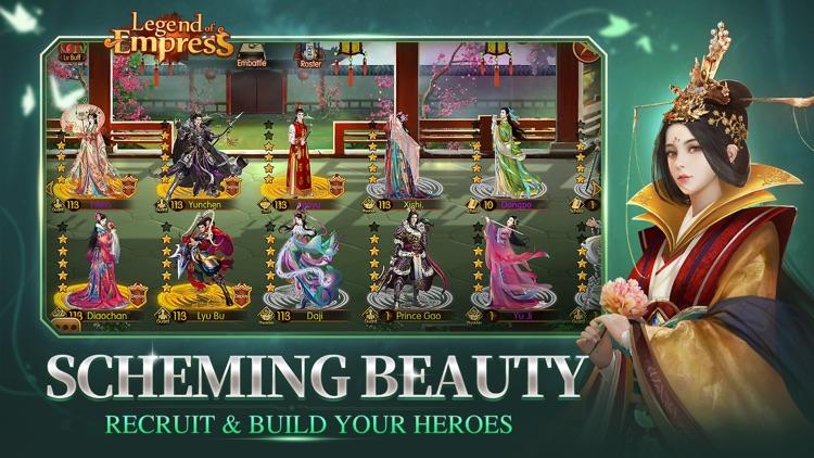 Legend of Empress screenshot-4