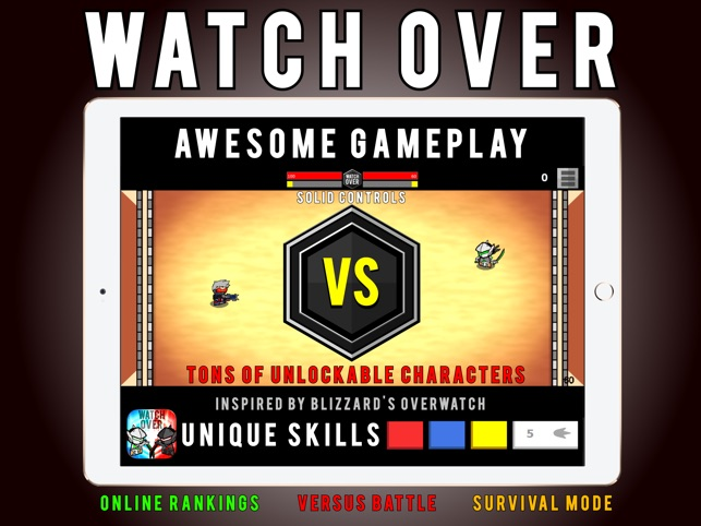 OVERDUEL - Cat Heroes Arena on the App Store
