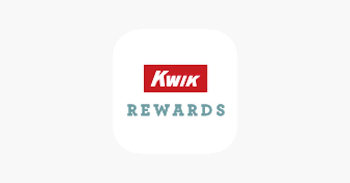 Kwik Rewards on the App Store