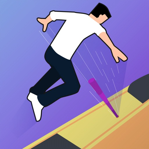 Crazy Pole 3D icon