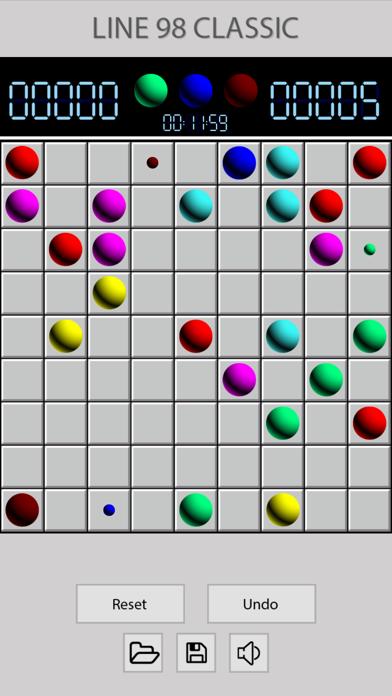 Line 98 Classic: Color Balls
