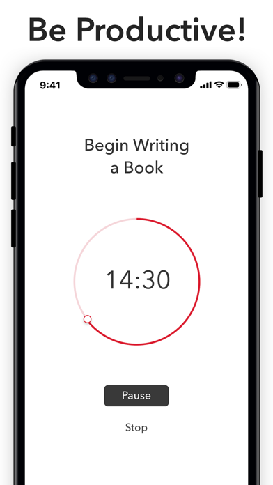 Move On - Productivity Timer Screenshots