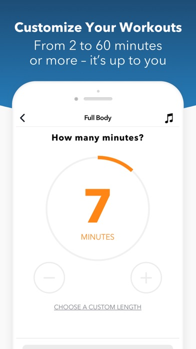 Sworkit Fitness app image