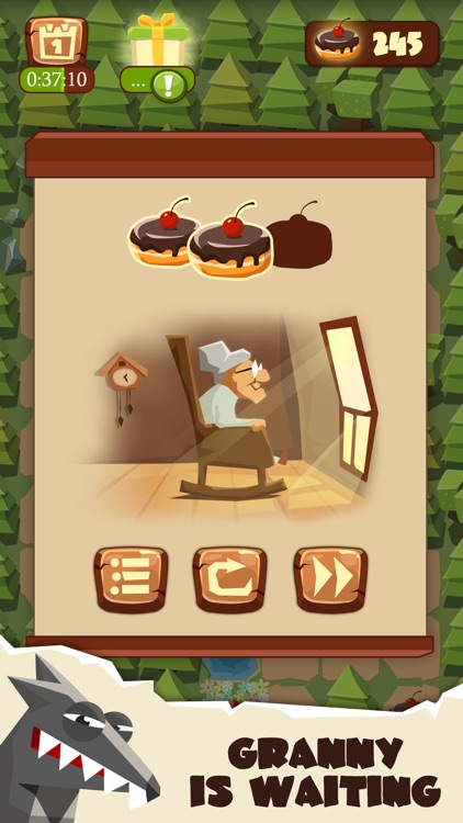 Bring me Cakes - Fairy Maze screenshot-2