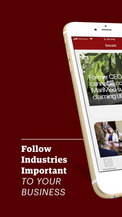 Charlotte Business Journal review screenshots