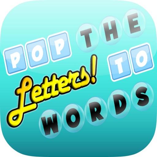 Pop Letters To Build Words LT