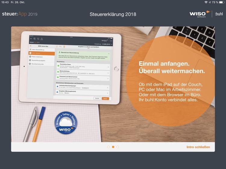 WISO steuer:App 2019