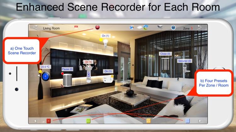 HOS Smart Home Operator Live screenshot-4