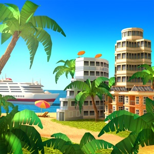 Paradise City Island Sim App Data & Review - Games - Apps