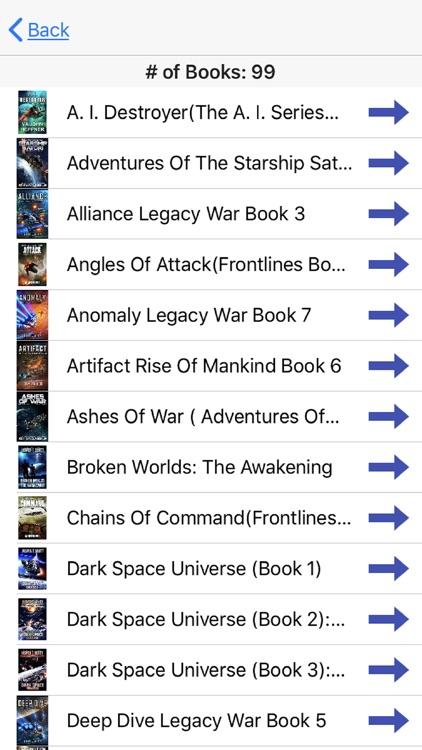 My Books Read screenshot-7