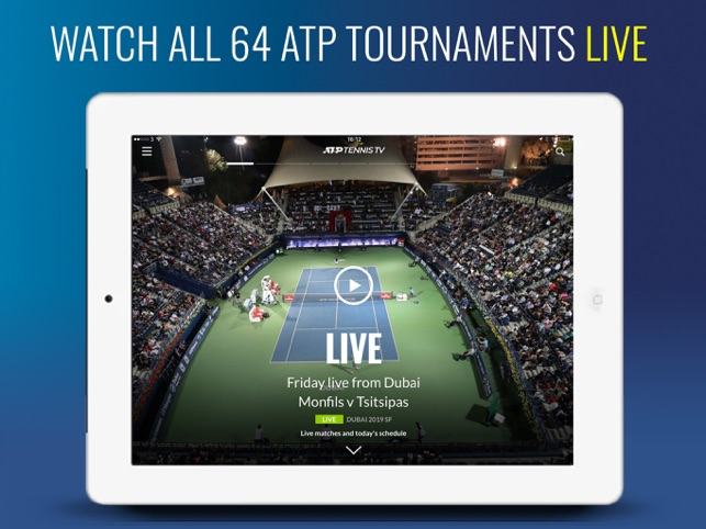 Tennis TV - Live Streaming on the App Store