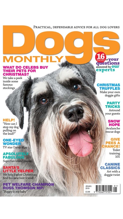 Dogs Monthly Magazine screenshot-3