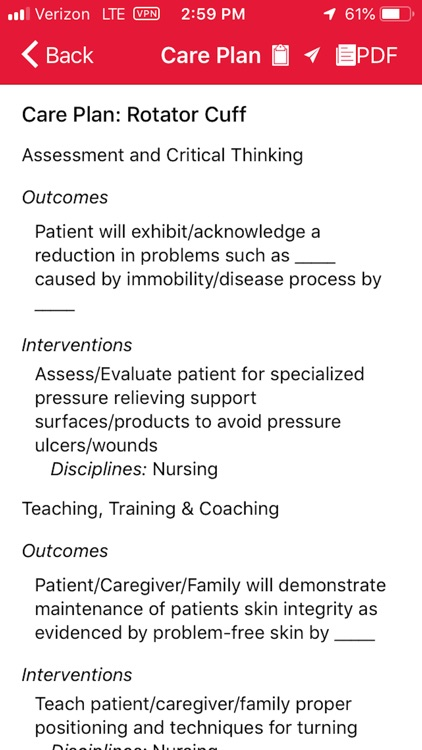 Home Health Care Planning screenshot-6