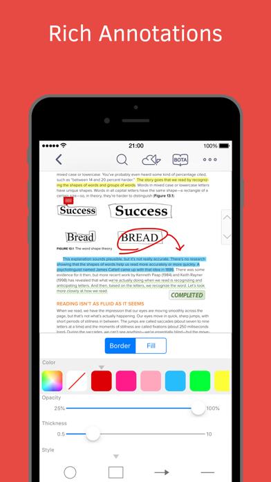 Pdf Readerdocument Expert review screenshots