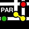 巴黎地铁地图 - Paris Metro Map