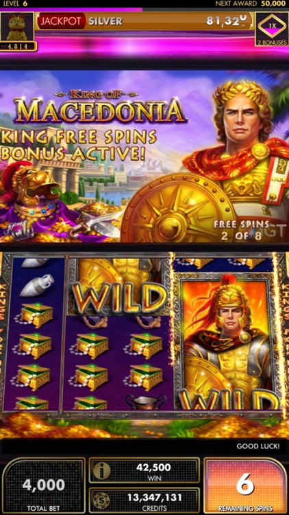 DoubleDown Fort Knox Slots screenshot-3