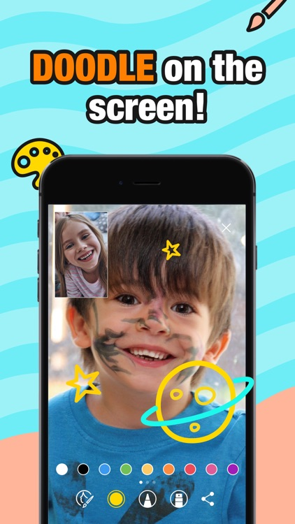 JusTalk Kids - Safe Video Chat
