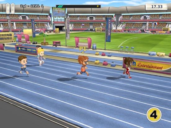 Stadium Heroes Summer Games screenshot 9