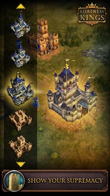 Fortress Kings - Castle MMO screenshot-8