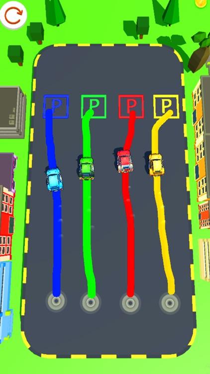 Parking Master 3D - Draw Road screenshot-6