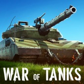 War of Tanks: PvP Blitz