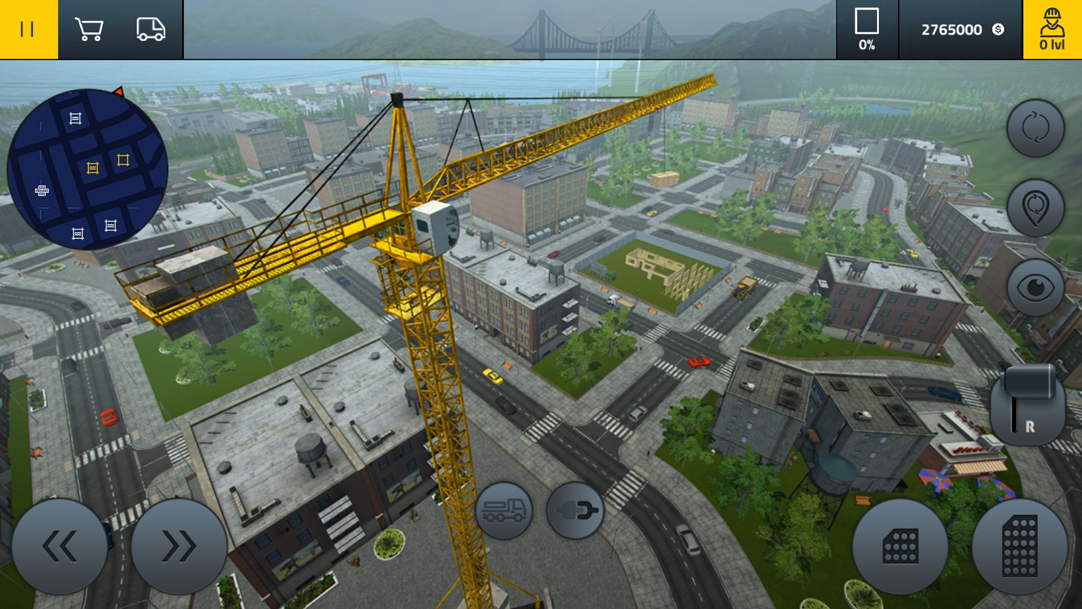 Construction Simulator PRO Screenshot