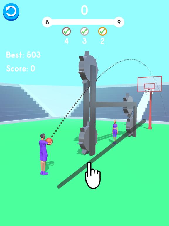 Ball Pass 3D screenshot 10