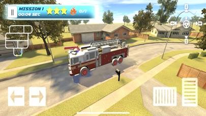 Fire Truck Parking Simulatorのおすすめ画像4