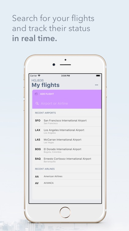 FlightLogger - Flight Tracker screenshot-3