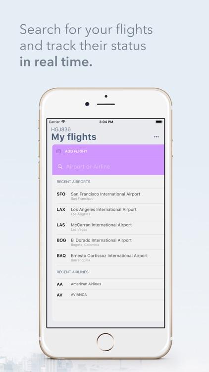 FlightLogger 3 screenshot-3
