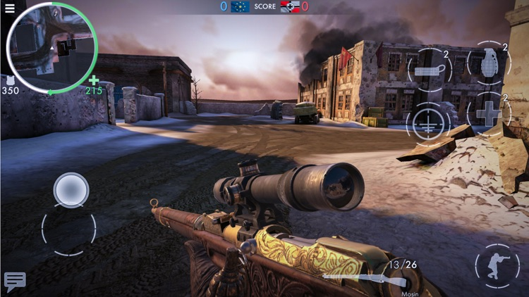 World War Heroes: WW2 FPS screenshot-3