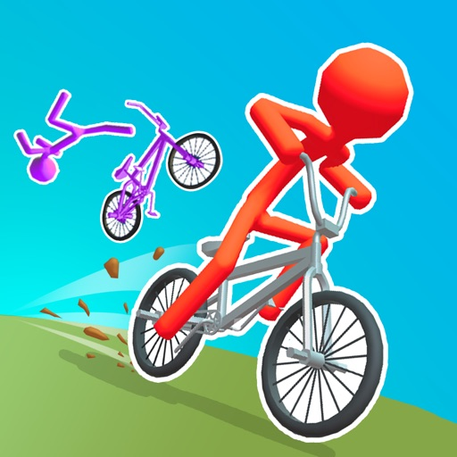 Stickman Riders free software for iPhone and iPad