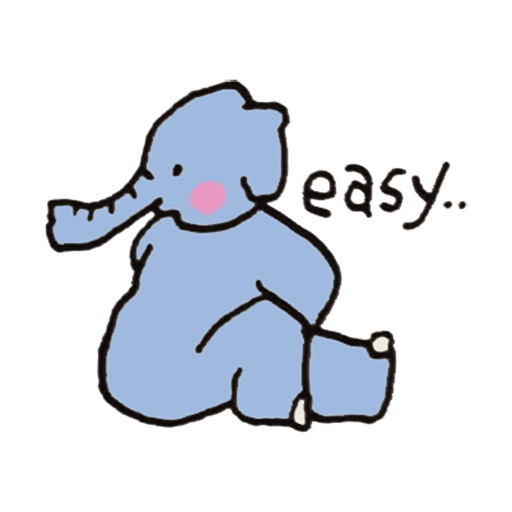 Yoga - Blue Elephant