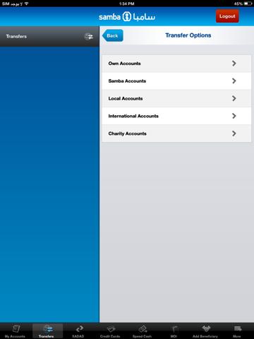 SambaMobile for iPad - náhled
