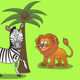 Jungle - Animal Sounds