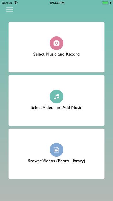 Descargar SinnaCam - Music Camera para Android