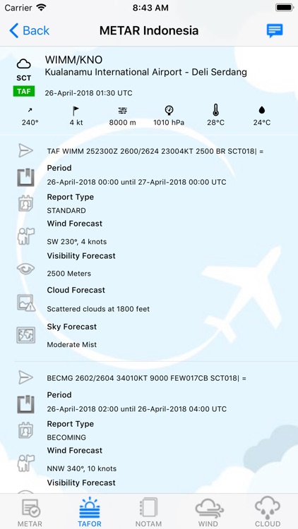 METAR Indonesia screenshot-3