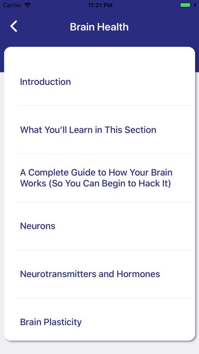 OBrain: Improve Brain Health screenshot #3