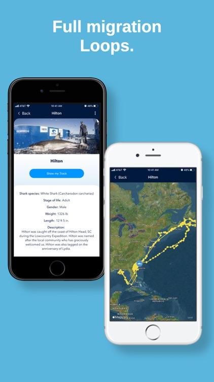 OCEARCH Shark Tracker screenshot-3
