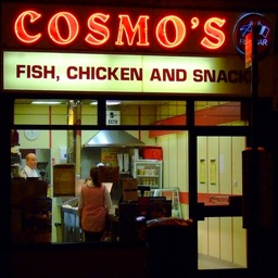Cosmos Fish & Chips