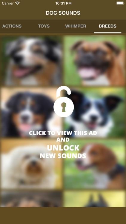 Dog Sounds - Collection screenshot-7