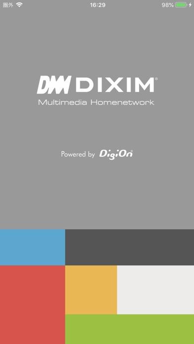DiXiM Digital TV screenshot1