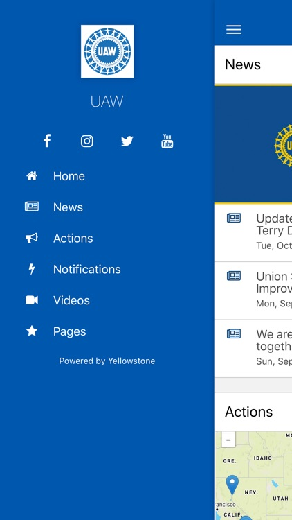 UAW App screenshot-3