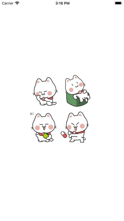 趣猫-表情包