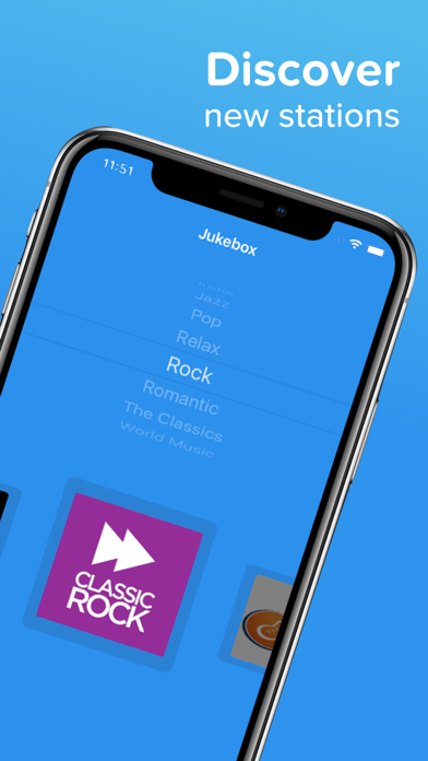 Simple Radio - Live AM & FM app image