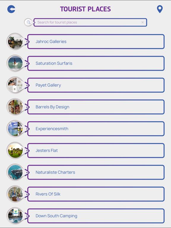 Margaret River Tourism screenshot 8
