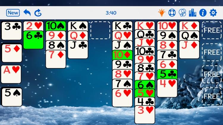 FreeCell screenshot-0
